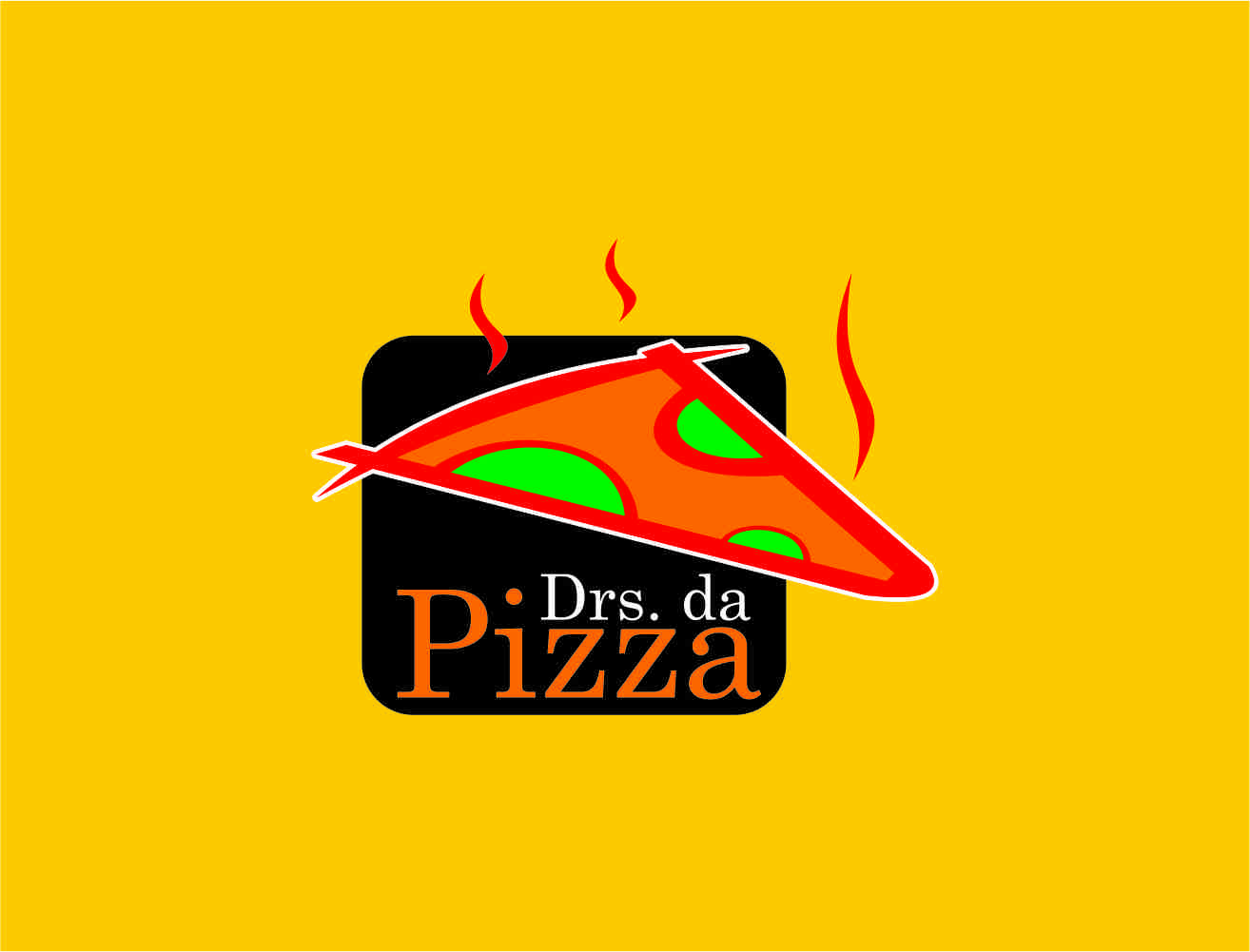 Logo-Pizzaria - DRS. DA PIZZA