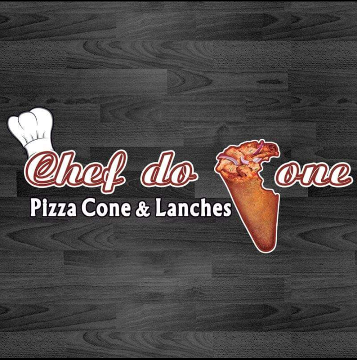 Logo-Lanchonete - chef do cone
