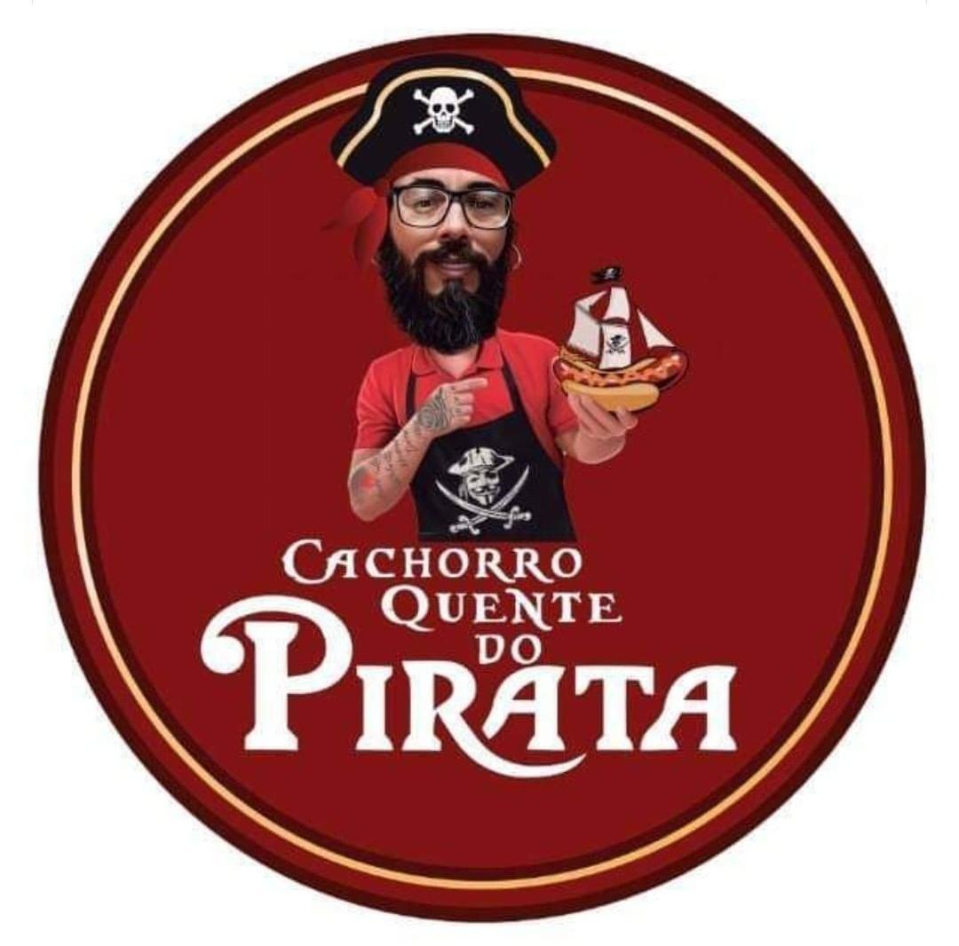 Logo-Fast Food - Cachorro Quente Do Pirata