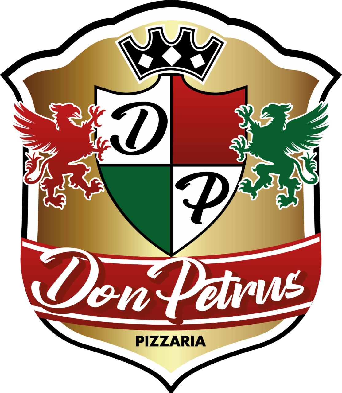 Logo-Pizzaria - Don Petrus