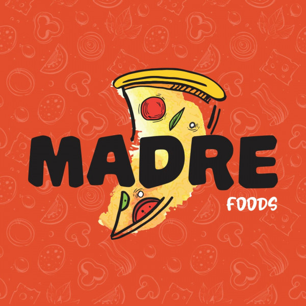 Logo-Pizzaria - Madre Pizza