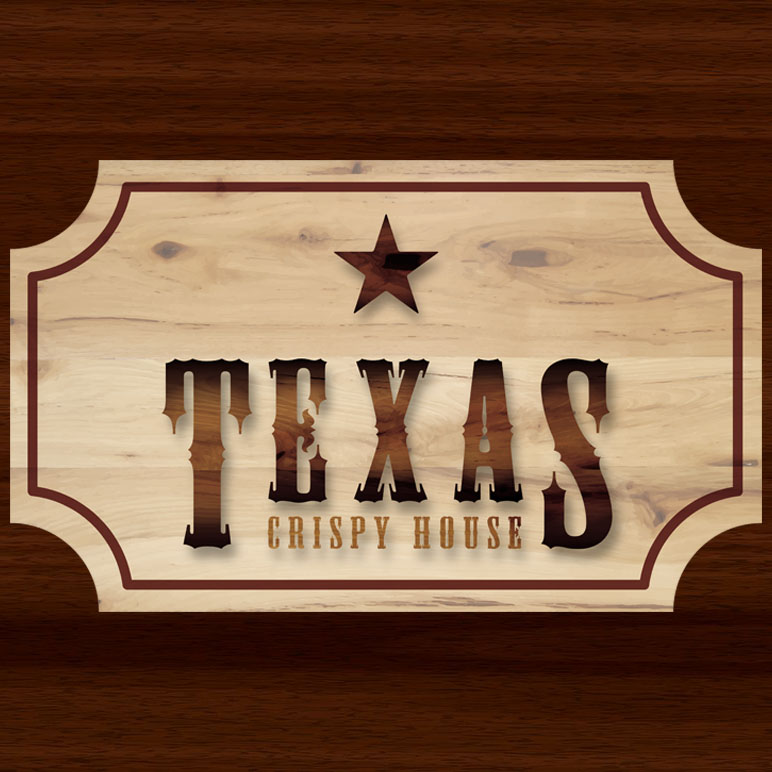 Logo-Restaurante - TEXAS CRISPY HOUSE