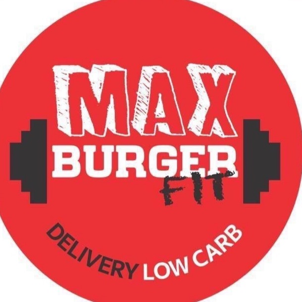 Logo-Hamburgueria - MAX BURGER FIT