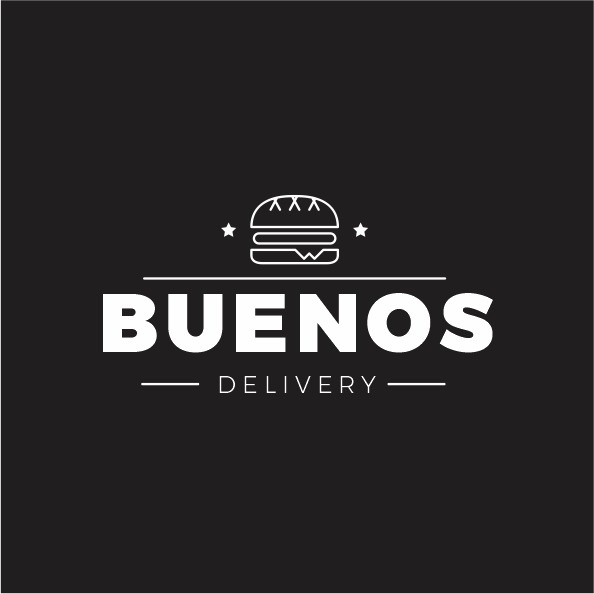 Logo-Fast Food - BUENOS DELIVERY